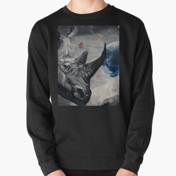 Regards from Eternity Pullover Sweatshirt