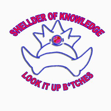 Shellder of Knowledge by DJSev