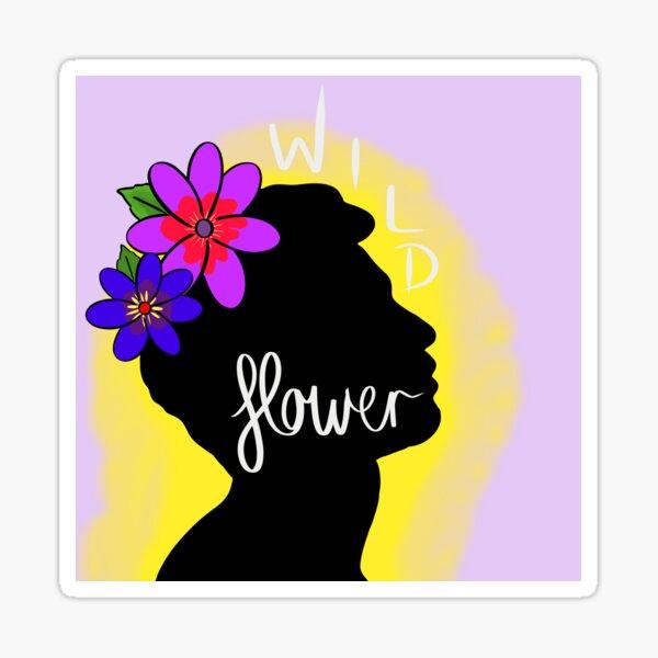 Wildflower CAL Sticker