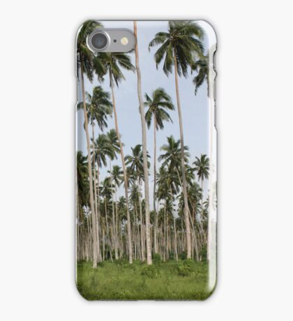 Palm Tree Iphone Cover iPhone Case/Skin