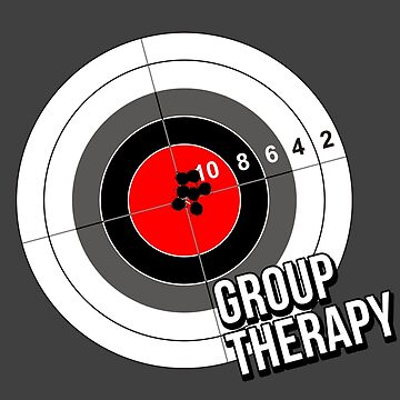 Group Therapy by bakerandness