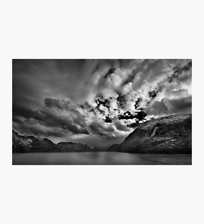 Chilean Fiords 2 Photographic Print