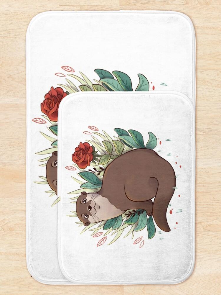 Alternate view of Otter Bath Mat