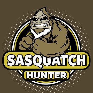 Sasquatch Hunter by Immortal-Images