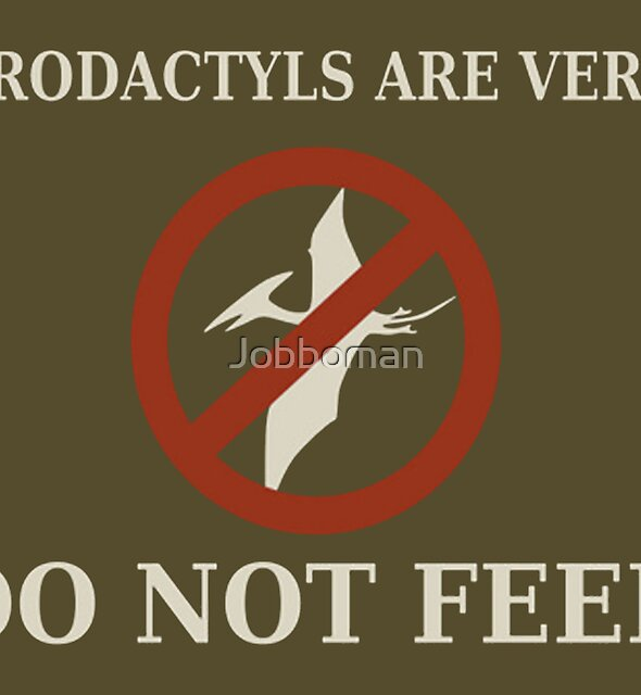 Pterodactyls are Vermin by Jobboman
