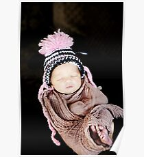 Precious Beauty Baby Poster