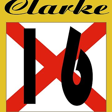ALABAMA:  16 CLARKE COUNTY by dragonindenver