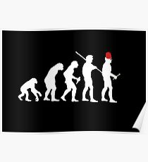 Evolution of the Time Lord Poster