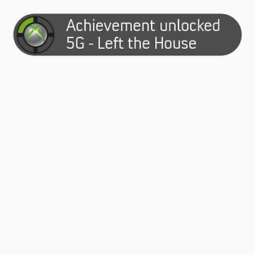 Xbox Achievement - Left the House by barnsleynut