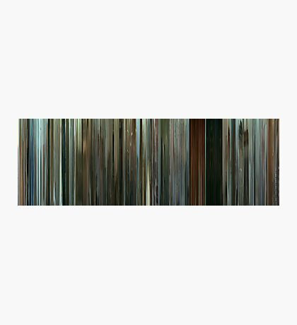 Moviebarcode: Conte d'hiver / A Winter's Tale (1992) Photographic Print