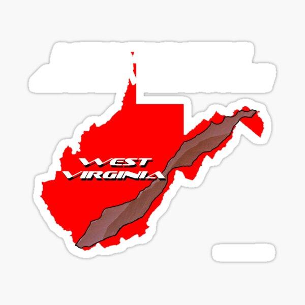 Mountaineer State Sticker