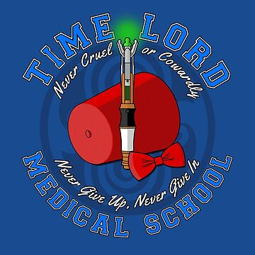 Time Lord Medical School 11 by DrRoger