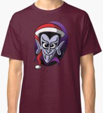 Christmas Dracula Classic T-Shirt
