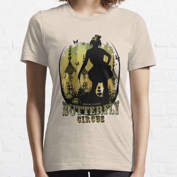 Mirabai Jasper's Butterfly Circus  Essential T-Shirt