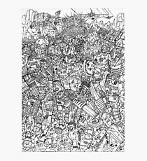 Armored Army Photographic Print