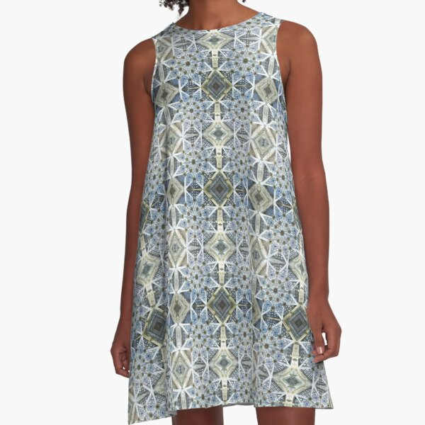 Celestial Ceiling #2 A-Line Dress