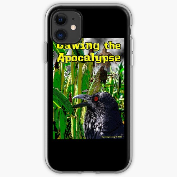 Cawing the Apocalypse iPhone Soft Case