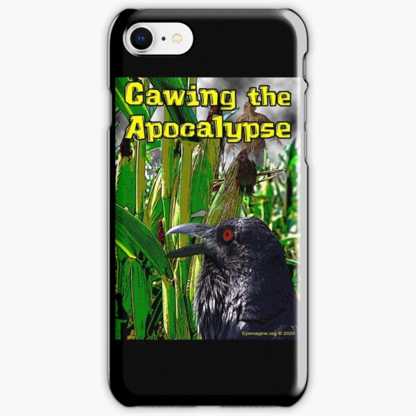 Cawing the Apocalypse iPhone Snap Case