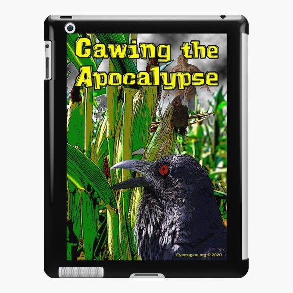 Cawing the Apocalypse iPad Snap Case