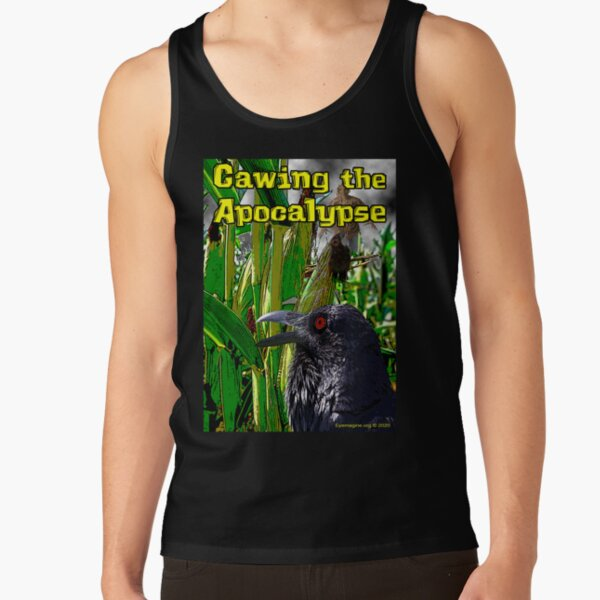 Cawing the Apocalypse Tank Top