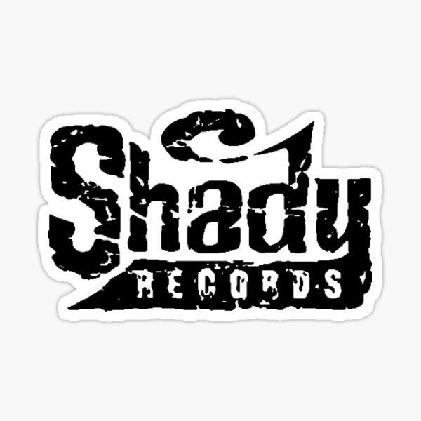 Shady Records Sticker