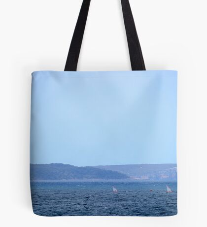 The Race is on! Tote Bag