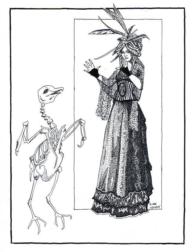 Oiseaux de Regina by vertizart