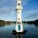 Scott Memorial Roath Park Cardiff by Steve Purnell