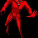 Red Devil by michelleduerden