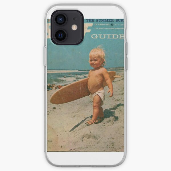 Rat de surf Coque souple iPhone