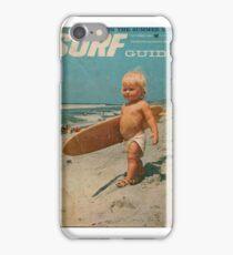 Surf rat iPhone Case/Skin