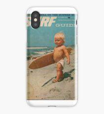 Surf rat iPhone Case