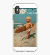 Surf rat iPhone Case