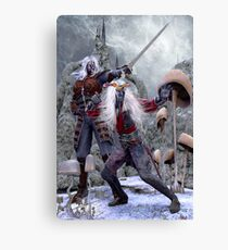 Shadow Elves: Loyalists Canvas Print