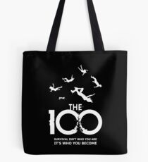 The 100 - Survival Tote Bag