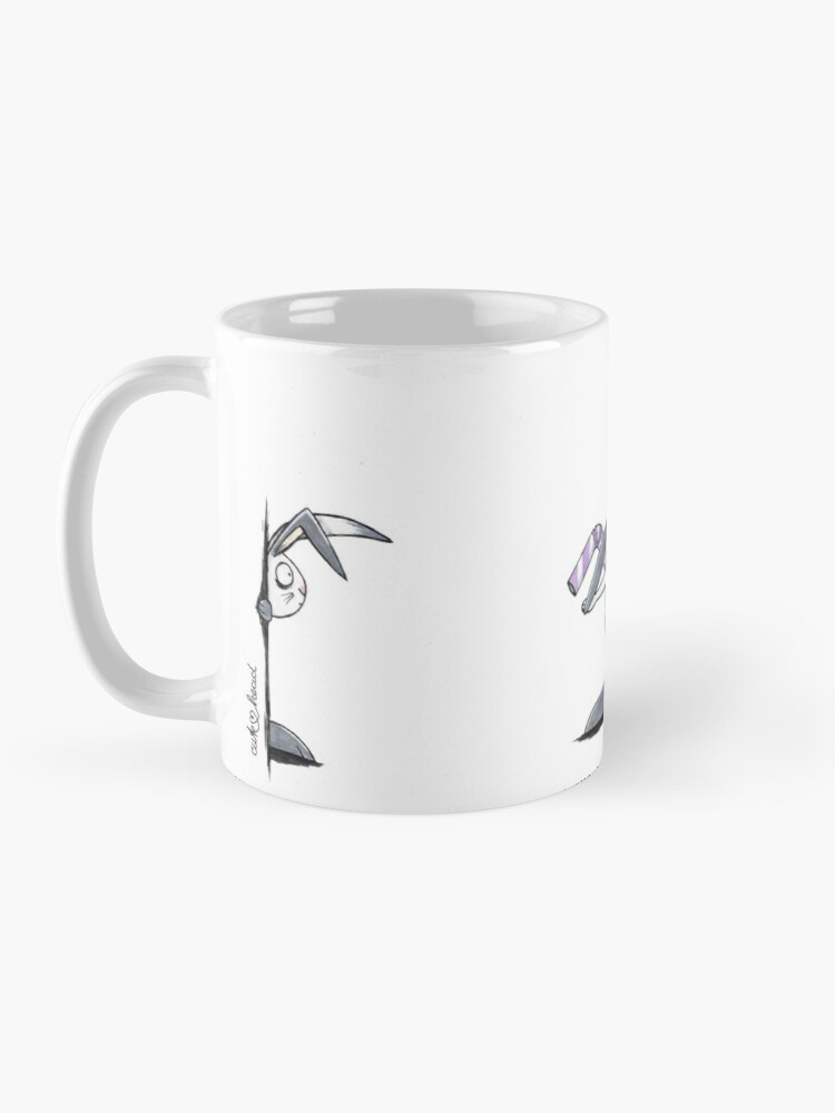 Alternate view of Comic Hase | Illustration | 088b Mug