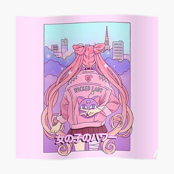 Sailor Guardian: Girl Power! Poster