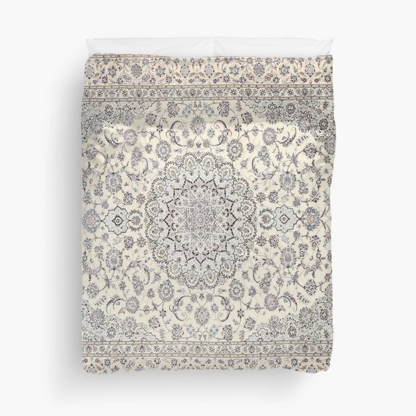 Traditional Oriental Moroccan Style Artwork Duvet Cover