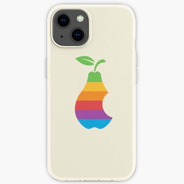 Pear iPhone Soft Case