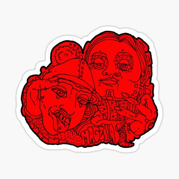 MagzillaMagicFriendship Sticker