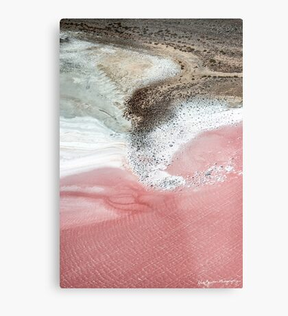 Kati Thanda Abstract #9 Metal Print
