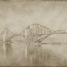 Rail Bridge by Doug Cook