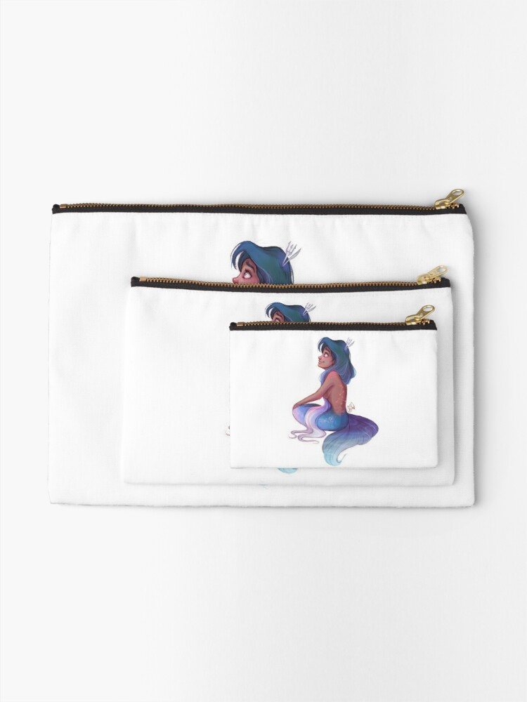 Alternate view of CAPRICORN Zipper Pouch