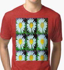 Daisy iPhone case Tri-blend T-Shirt