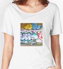 Brooklyn Graffiti 11 Women's Relaxed Fit T-Shirt