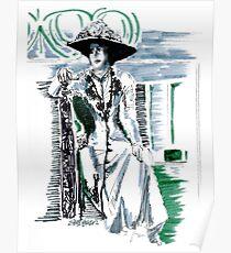 Lady Grantham Poster