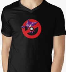 PokeBusters! Men's V-Neck T-Shirt