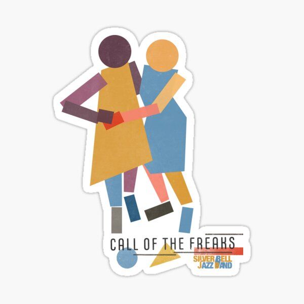 Call of the Freaks Sticker