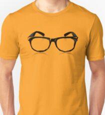 Geek-Brille Slim Fit T-Shirt