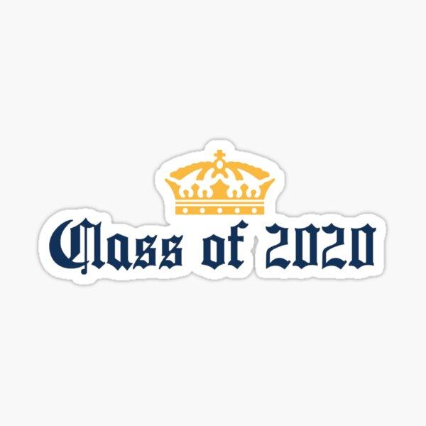 Corona - Class of 2020 Sticker
